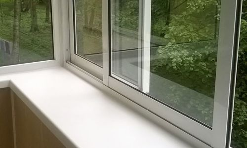 Холодное остекление балконов